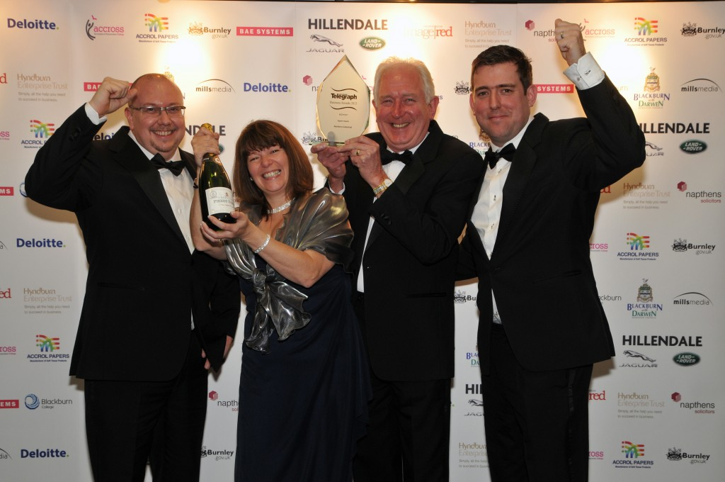 Business Award Winners Northern Industrial